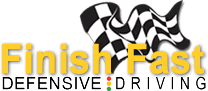 Finish Fast Defensive Driving logo